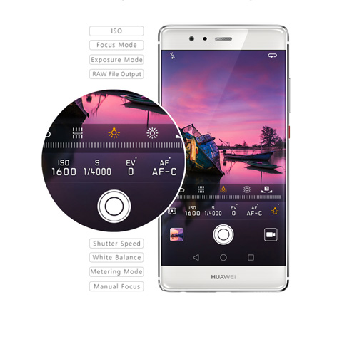Huawei P9 - Chuẩn mực mới của điện thoại nhiếp ảnh - 6