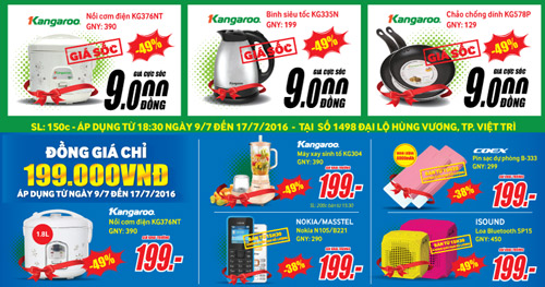 Mediamart khai trương đại siêu thị hiện đại bậc nhất tại Việt Trì - 3