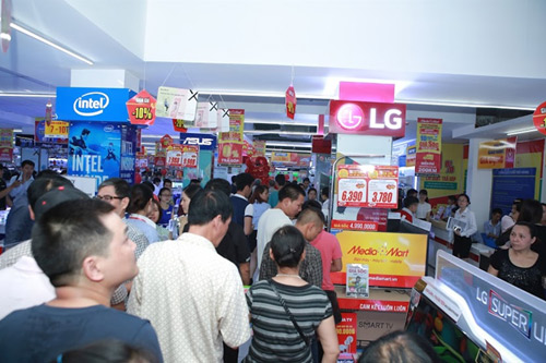 Mediamart khai trương đại siêu thị hiện đại bậc nhất tại Việt Trì - 5