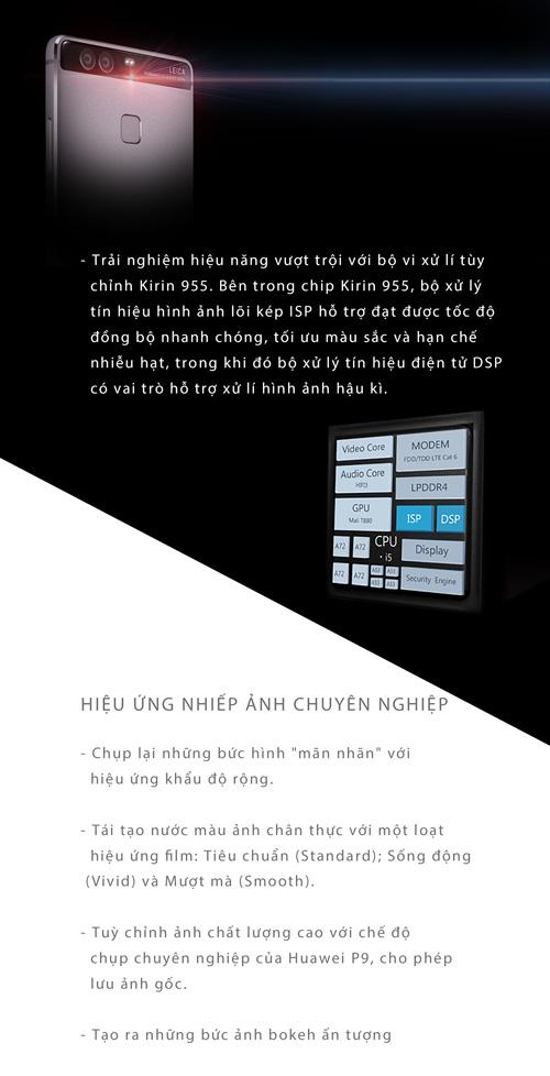 Huawei P9 - Chuẩn mực mới của điện thoại nhiếp ảnh - 5