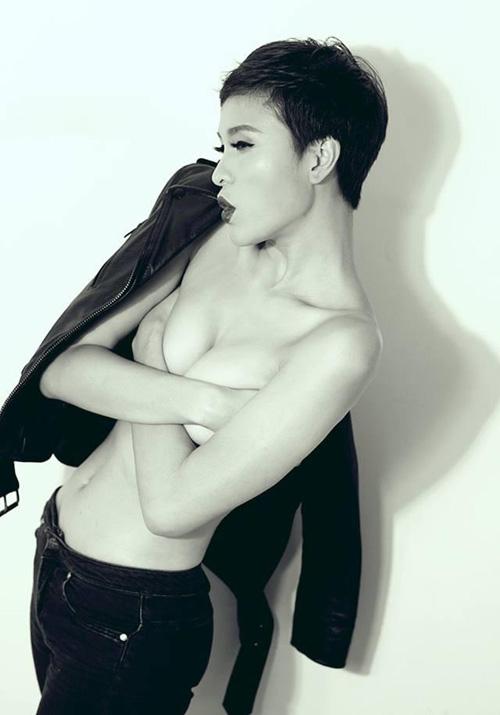 Người mẫu mê chụp nude nói gì khi được bỏ luật cấm? - 3