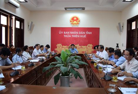 Thừa Thiên Huế: Cá chết gây thiệt hại 135 tỷ đồng - 1