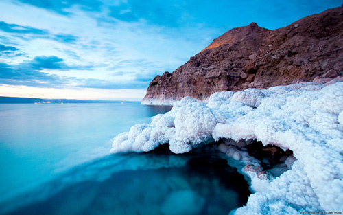 Tác dụng diệu kỳ của vùng Biển Chết đối với sắc đẹp - 1