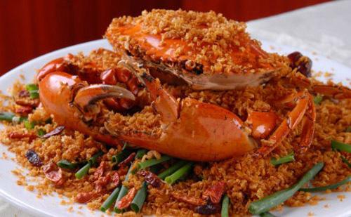 Cua biển Cà Mau - món ăn ưa chuộng nhất mùa hè 2016 - 2