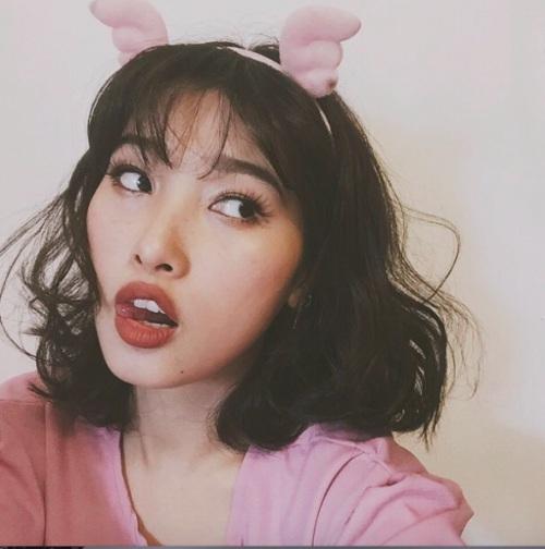 3 kiểu tóc xinh, mát được hotgirl Việt mê tít hè này - 3