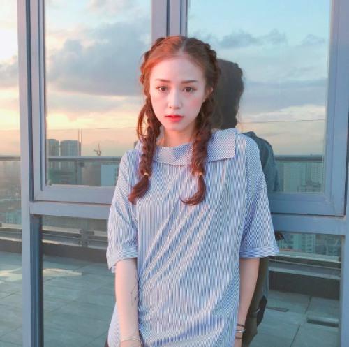 3 kiểu tóc xinh, mát được hotgirl Việt mê tít hè này - 6