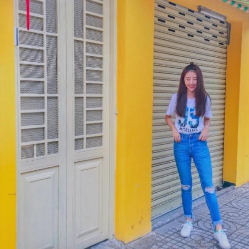 3 kiểu tóc xinh, mát được hotgirl Việt mê tít hè này - 13