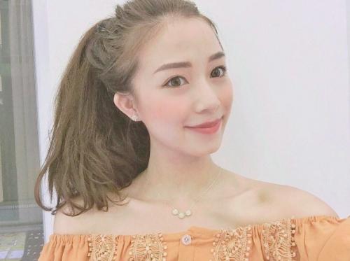 3 kiểu tóc xinh, mát được hotgirl Việt mê tít hè này - 10