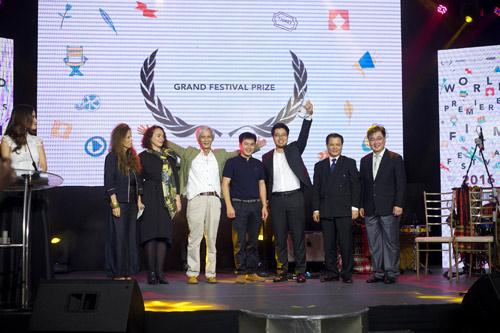 """""""Cuộc đời của Yến"""" giành chiến thắng tại LHP Philippines - 1"""