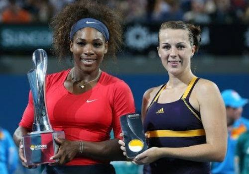 Wimbledon ngày 9: Venus đụng Kerber ở bán kết - 11