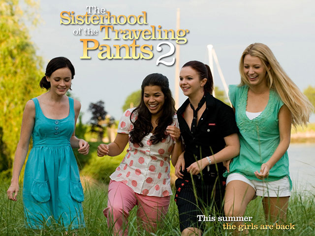 Trailer phim: The Sisterhood Of The Traveling Pants 2 - 1