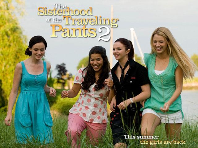 Trailer phim: The Sisterhood Of The Traveling Pants 2 - 1