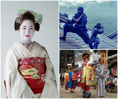 Cảm nhận Nhật Bản qua lễ hội Văn hoá – Du lịch – Thương mại 2016 - 2