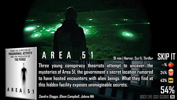 Trailer phim: Area 51 - 1