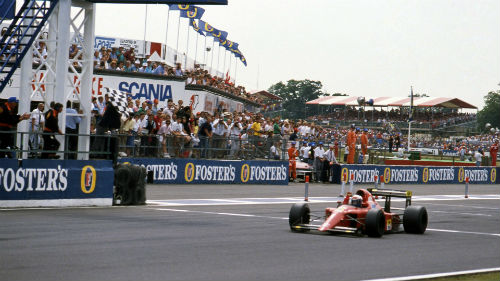 F1, British GP: Vùng đất của những huyền thoại - 2