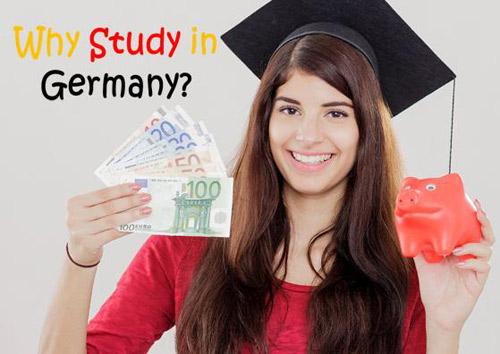Du học miễn học phí tại nước Đức. - 1
