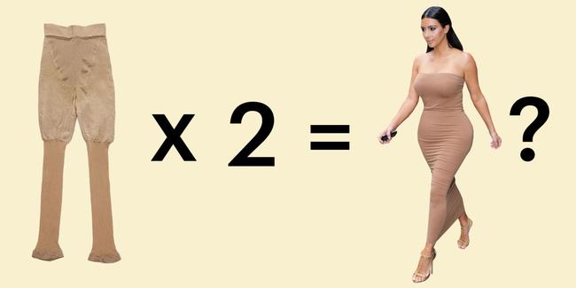 """3 tuyệt chiêu mặc đẹp với đồ sexy của Kim """"siêu vòng 3"""" - 2"""