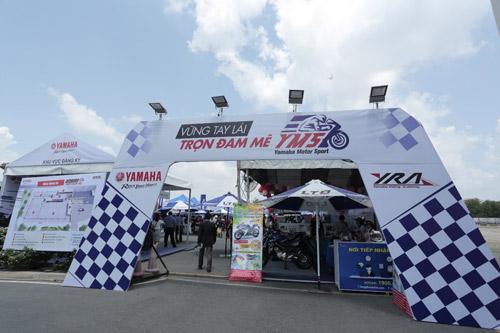 Y-Motor Sport: Hoành tráng sự kiện lái thử xe của Yamaha - 1