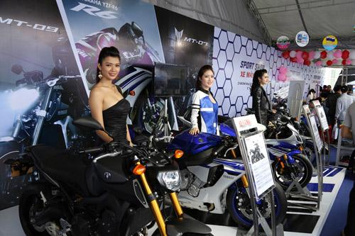 Y-Motor Sport: Hoành tráng sự kiện lái thử xe của Yamaha - 2