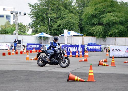 Y-Motor Sport: Hoành tráng sự kiện lái thử xe của Yamaha - 3