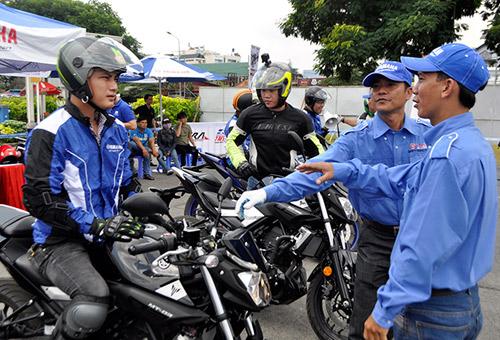 Y-Motor Sport: Hoành tráng sự kiện lái thử xe của Yamaha - 4