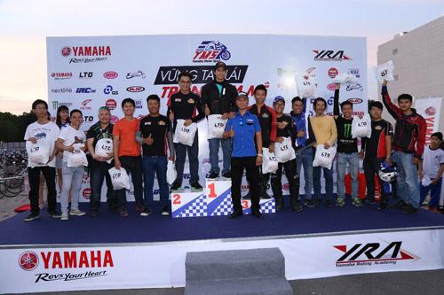 Y-Motor Sport: Hoành tráng sự kiện lái thử xe của Yamaha - 5