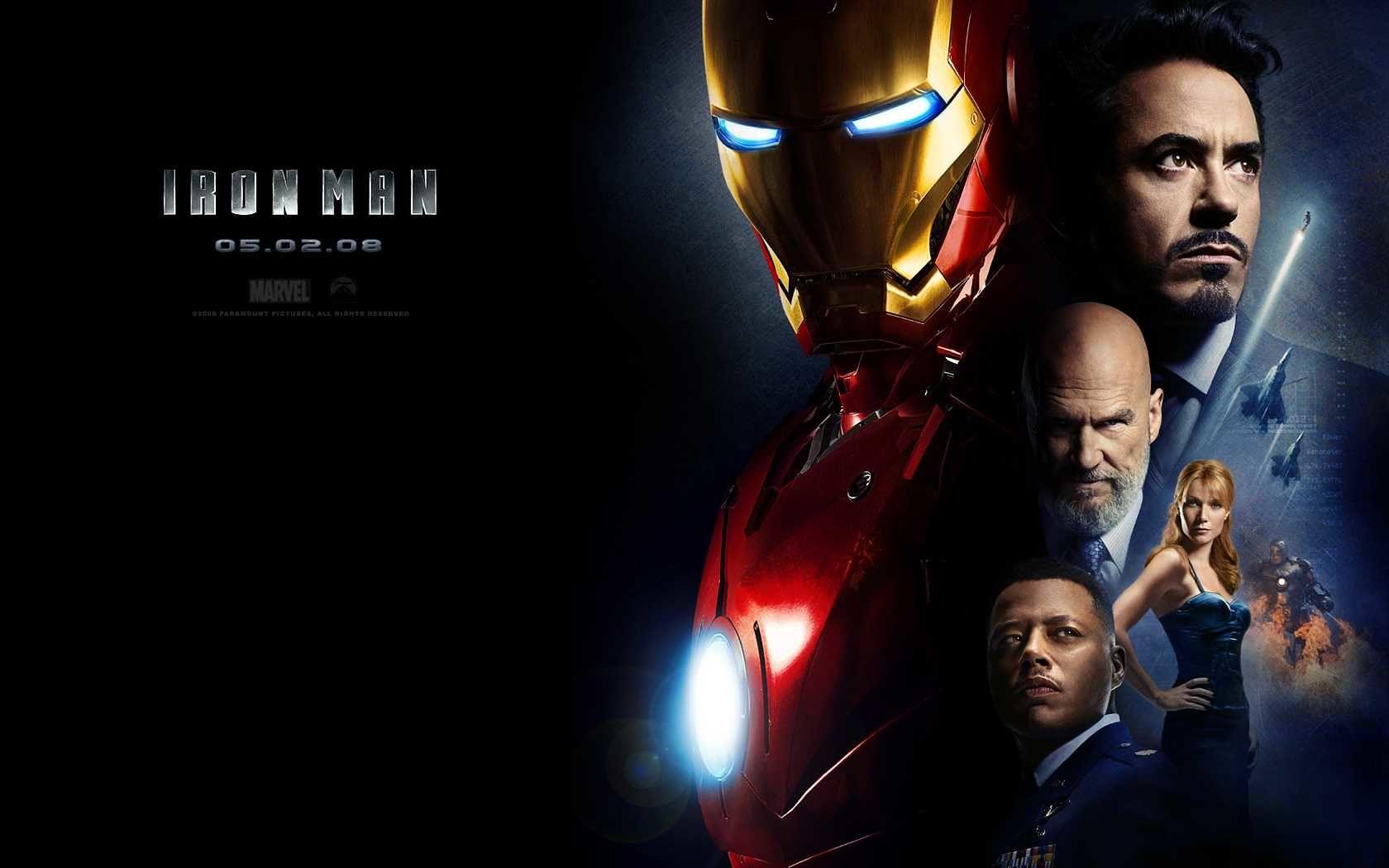 Trailer phim: Iron Man - 1