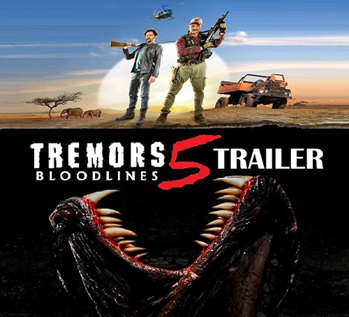 Trailer phim: Tremors 5: Bloodlines - 1