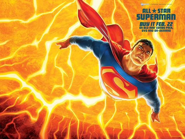 Trailer phim: All Star Superman - 1
