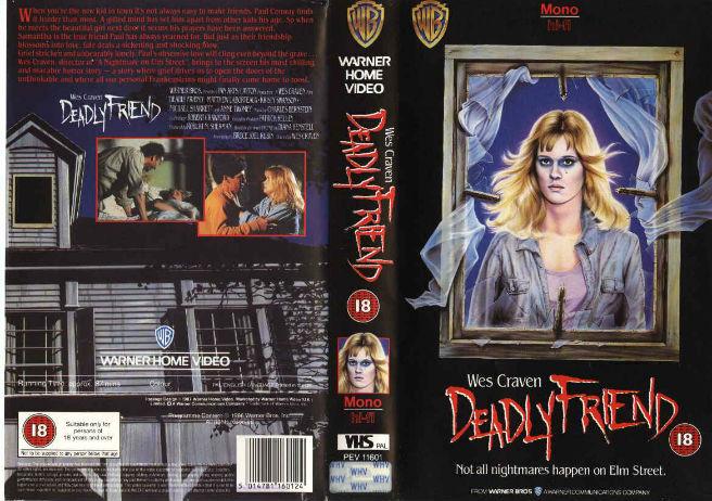 Trailer phim: Deadly Friend - 1