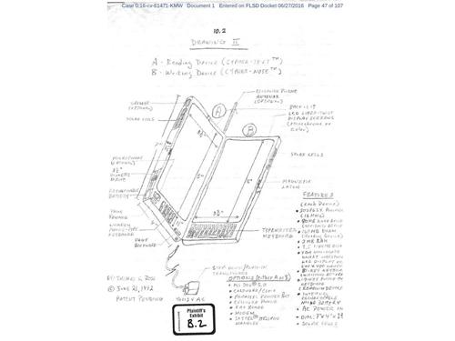 Apple bị kiện, đòi 10 tỷ USD tiền bản quyền iPhone - 3