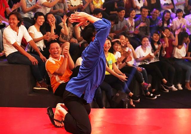 Những lần nghệ sĩ Việt... lạy thí sinh trên truyền hình - 1