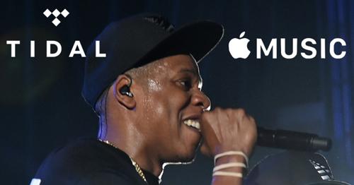 Apple sẽ chi 500 triệu USD mua web nhạc Tidal của Jay Z - 1