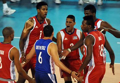 Sáu tuyển thủ bóng chuyền Cuba phạm tội hiếp dâm - 1