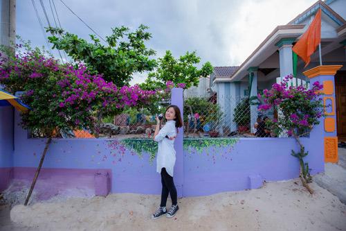 """Nghệ sỹ Hàn Quốc """"khoác áo mới"""" cho làng chài Quảng Nam - 11"""