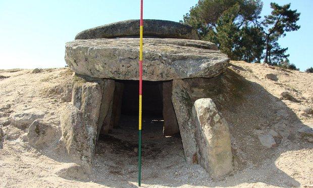 Mộ cổ 6000 năm là kính thiên văn đầu tiên trên thế giới? - 1