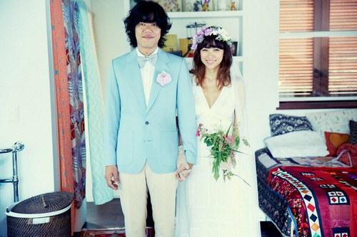 Lee Hyori hạnh phúc với với chồng nghèo, xấu ở đảo - 3