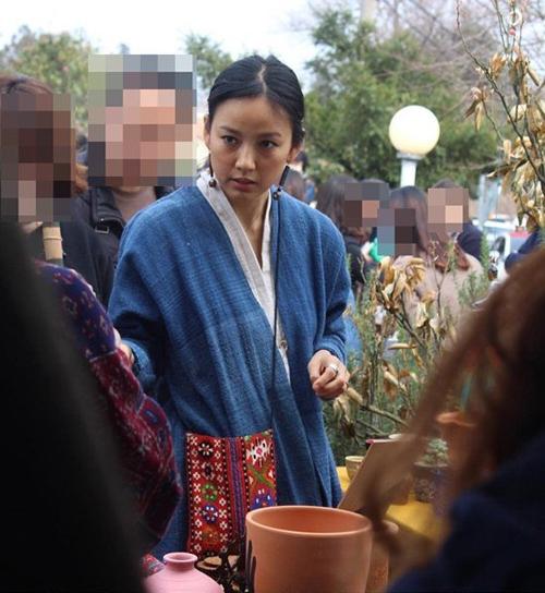 Lee Hyori hạnh phúc với với chồng nghèo, xấu ở đảo - 2