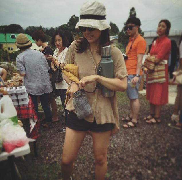 Lee Hyori hạnh phúc với với chồng nghèo, xấu ở đảo - 10