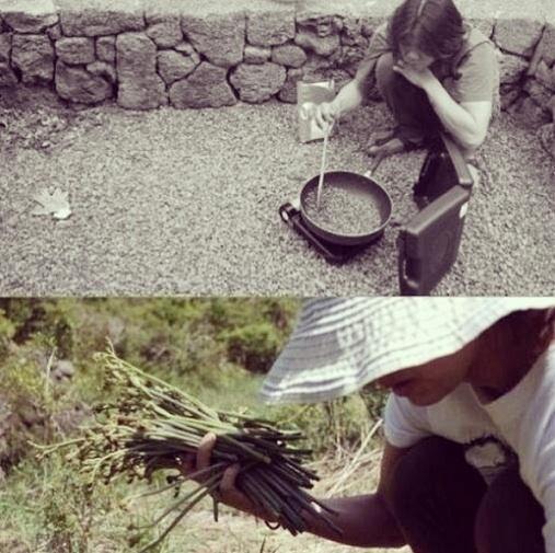 Lee Hyori hạnh phúc với với chồng nghèo, xấu ở đảo - 13