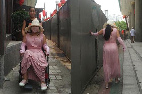 """Tấn bi kịch của cô gái """"dao kéo nhiều nhất Trung Quốc"""" - 1"""