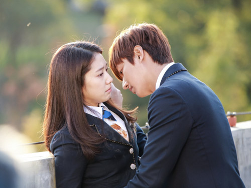 Những màn hóa thân ấn tượng của kiều nữ Park Shin Hye - 4