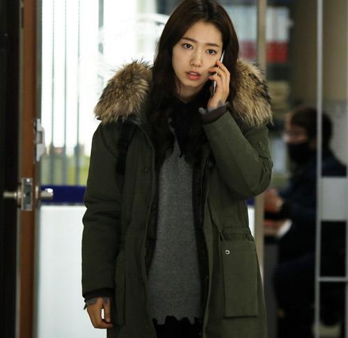 Những màn hóa thân ấn tượng của kiều nữ Park Shin Hye - 2