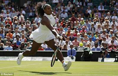 Chi tiết Serena - Pavlyuchenkova: Đẳng cấp lên tiếng (KT) - 3