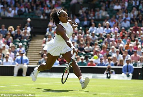 Wimbledon ngày 9: Venus đụng Kerber ở bán kết - 7