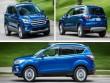 Chi tiết Ford Escape 1.5L 2017 giá 544 triệu đồng