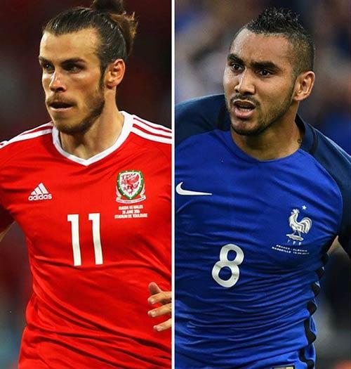 Cầu thủ số 1 Euro: Bale đấu Payet, Ronaldo xa vời - 1