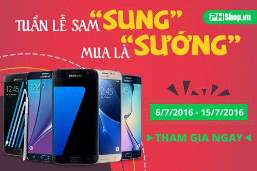 Đặt trước Samsung A9 Pro - nhận quà khủng tại phshop.vn - 2