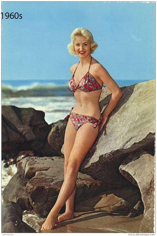 Bạn có biết bikini là sáng chế của kỹ sư Pháp? - 1