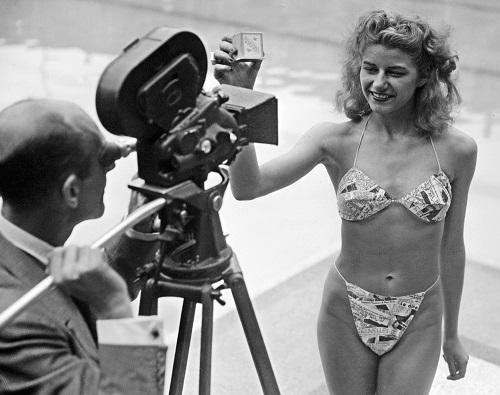 Bạn có biết bikini là sáng chế của kỹ sư Pháp? - 4